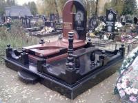 Меморіальні гранітні комплекси на могилу, Прилуки - комплексні памятники
